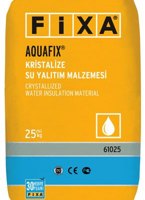fixa-aquafix-su yalitim